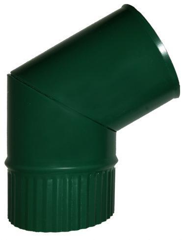 Изображение Колено водосточной трубы верхнее / нижнее Gutter (Гуттер)