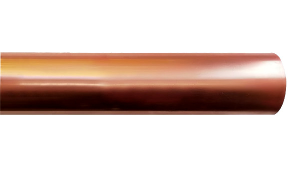 Купить Труба водосточная МЕДНАЯ (L=0,5 / 0,625 / 1,0 / 1,25 / 2,0 п.м.) Gutter (Гуттер)