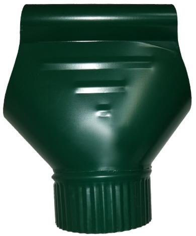 Купить Воронка желоба водосточная Gutter (Гуттер)
