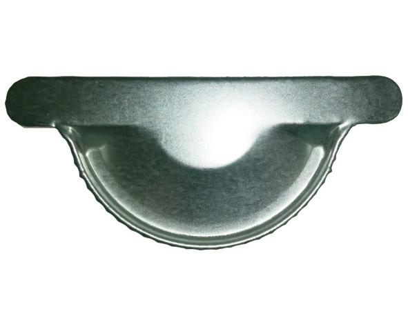 Изображение Заглушка желоба водосточного ЦИНК Gutter (Гуттер)