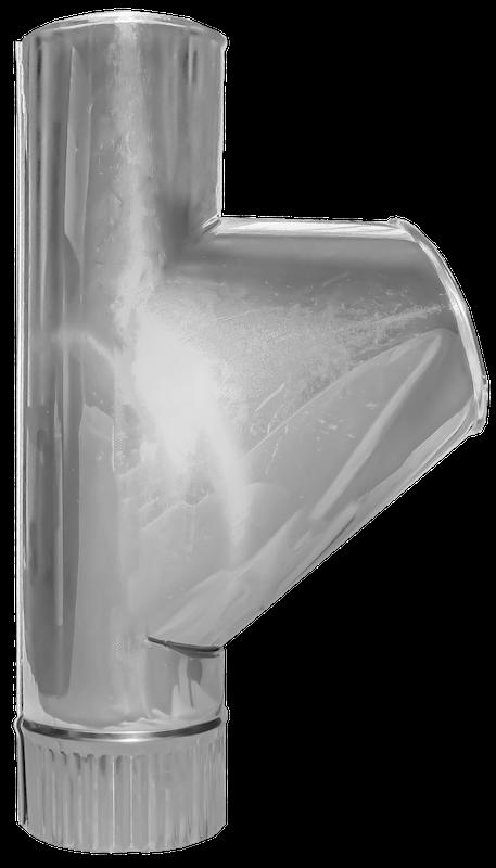 Купить Тройник водосточной трубы Gutter (Гуттер)  40-90º